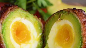 สูตร อะโวคาโดไข่เยิ้ม เพิ่มเติมคือความอร่อย