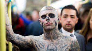 เปิดประวัติ Zombie Boy นายแบบดังที่ลาโลกในวัย 32 ปีจากการฆ่าตัวตาย