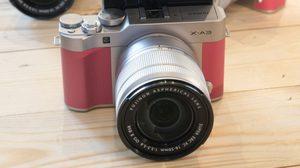 ฟูจิฟิล์ม เปิดตัวFuji X-A3 กล้องมิลเลอร์เลสสุดมุ้งมิ้งเอาใจสาวๆ ผู้รักการเซลฟี่