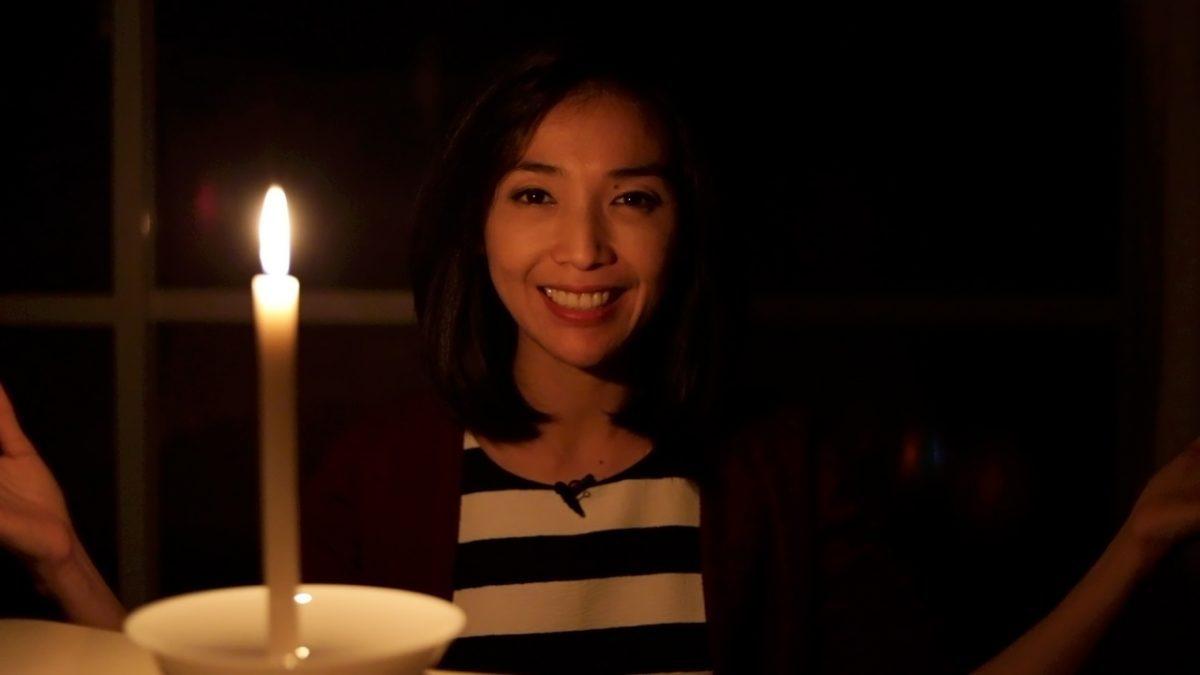 ใจบันดาลแรง: แสงเทียน-แสงอาทิตย์ - จีนา จีนาฟู