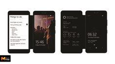 Microsoft โชว์เครื่องต้นแบบ สมาร์ทโฟน Lumia 2 หน้าจอแบบ e-ink