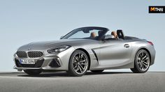 BMW เปิดตัว รถสปอร์ต Z4 2019 อีก 3 รุ่น หลังเปิดตัว BMW Z4 ได้ไม่นาน