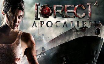 REC 4 : Apocalypse ปิดตึกสยอง 4 : ไวรัสดับโลก