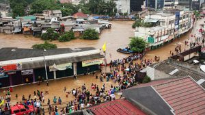 'จาการ์ตา' เมืองหลวงอินโดนีเซียกำลังจะ 'จมน้ำ'