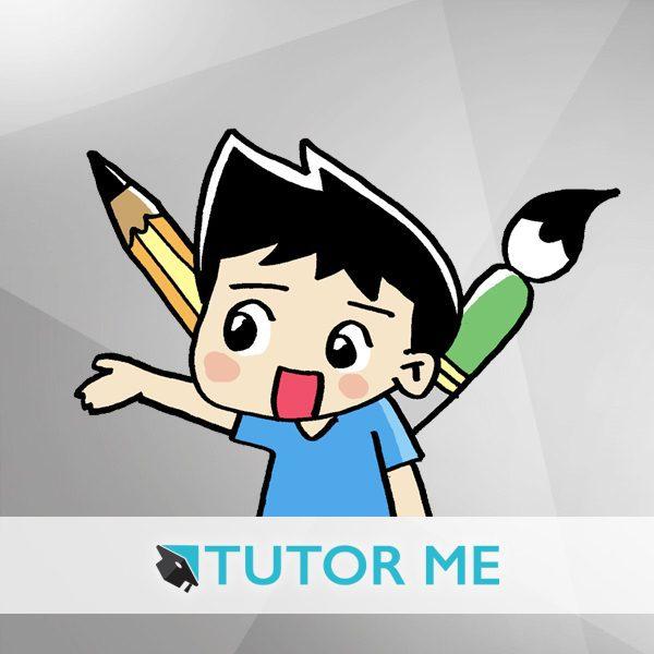 วาดการ์ตูนกับพี่ขวด @TUTORME