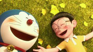 Stand By Me Doraemon ครองอันดับ 1 การ์ตูนอินเมะทำเงินสุดสัปดาห์แรก!!