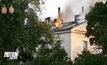เพลิงไหม้อาคารสถาบันศิลปะในสวีเดน