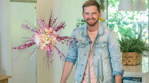 วิธีทำพุ่มดอกไม้ Flower Bomb แต่งบ้าน รับเทศกาลความสุข
