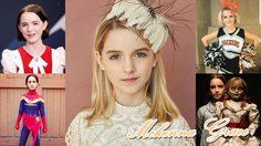 """รู้จักสาวน้อย """"แม็กเคนนา เกรซ"""" หรือ จูดี้ ในหนัง Annabelle Comes Home (ตุ๊กตาผีกลับบ้าน)"""