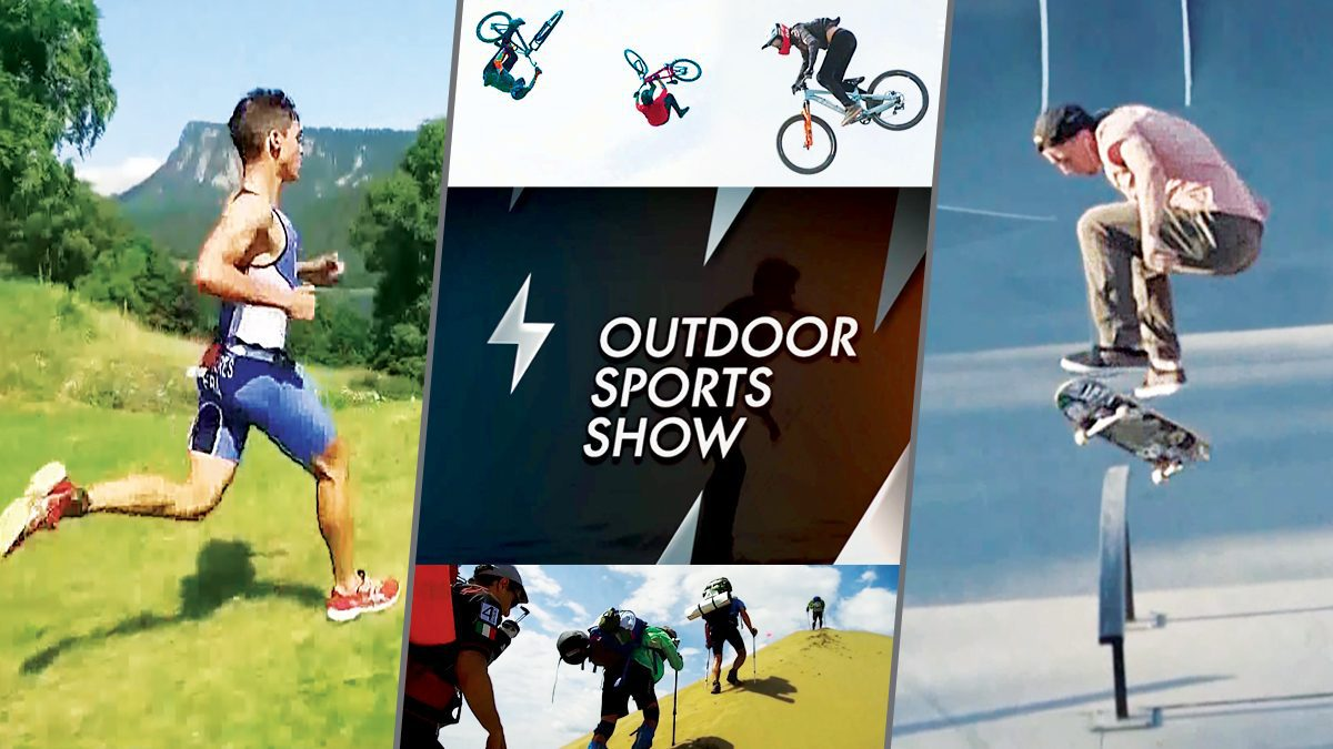 รายการ The Outdoor Sports Show Season18 : EP.1 [FULL]