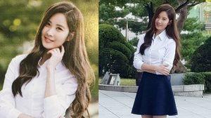 สวยเป๊ะ! เผยภาพต้นฉบับจบการศึกษา ของ ซอฮยอน Girls 'Generation