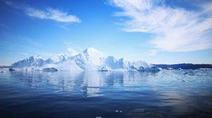 UAE เล็งย้ายภูเขาน้ำแข็งจากขั้วโลก ใช้แก้ปัญหาขาดแคลนน้ำ