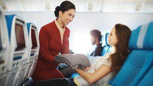 10 อันดับ สายการบินที่ดีที่สุดในโลก ปี 2018 การบินไทยติด Top 10