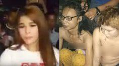 ตำรวจประเทศอินโดนีเซีย โกนหัวสาวทรานส์ ต่อหน้าประชาชน หวังให้กลับเป็นผู้ชาย
