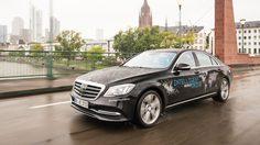 Mercedes-Benz ยกระดับระบบการขับขี่อัตโนมัติ ในโครงการ Mercedes-Benz Intelligent World Drive