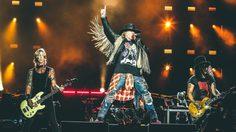 มาไทยแน่! คอนเสิร์ตสุดยิ่งใหญ่ของวงร็อคในตำนาน Guns N' Roses