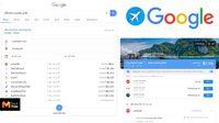 Google Flights จองตั๋วเครื่องบิน ค้นหาเที่ยวบิน ได้เองแบบง่ายๆ