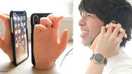 Nami's Hand เคสมือถือคนเหงา ที่กำลังขายดีถล่มทลายในญี่ปุ่น