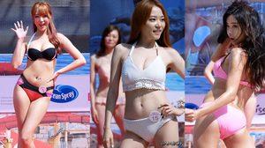มาอีกแล้ว!! งานประกวด Miss Bikini ของเกาหลี ทั้งสวยงาม และเซ็กซี่เกินคำบรรยาย