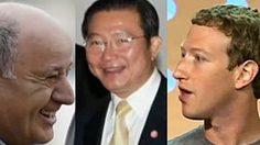 เปิดอันดับมหาเศรษฐีรวยที่สุดในโลก 'เจ้าสัวเจริญ' หนึ่งเดียวในไทย ติดอันดับ 69