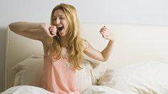 คนนอนตื่นสายมักจะฉลาด