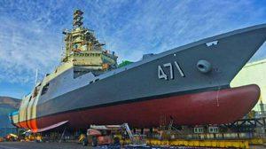 เรือหลวงท่าจีน เรือรบใหม่ของไทย สมรรถะสุดแกร่ง พร้อมลุยทุกสถานการณ์