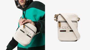 Gucci ปล่อยกระเป๋าสะพายข้างคอลเลคชั่นใหม่ เปิดตัวที่ราคา 34,000 บาท!!