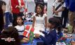 เจ้าฟ้าหญิงเดนมาร์กพระราชทานของเล่นเด็กในบราซิล