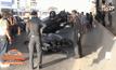อุบัติเหตุนักเรียนขับบิ๊กไบค์ชนคนข้ามถนน