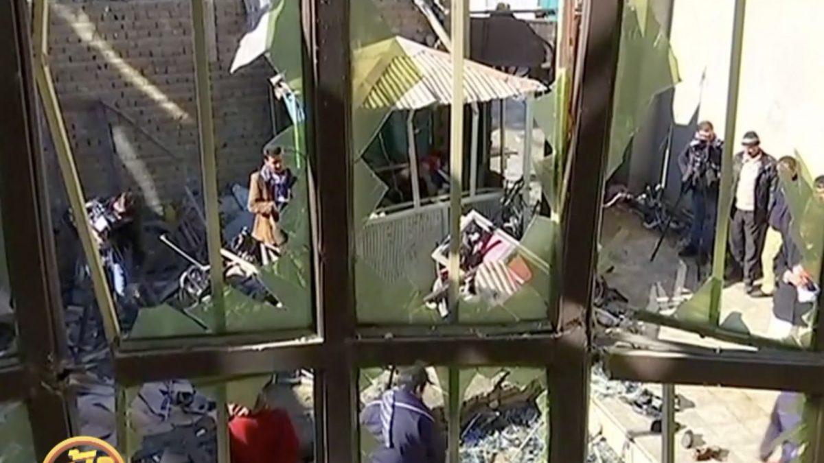 เหตุระเบิดฆ่าตัวตายโจมตีศูนย์วัฒนธรรมในกรุงคาบูล