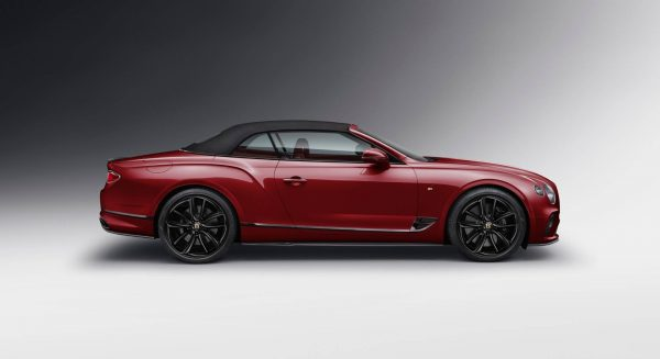 Bentley Continental GT Number 1 Edition