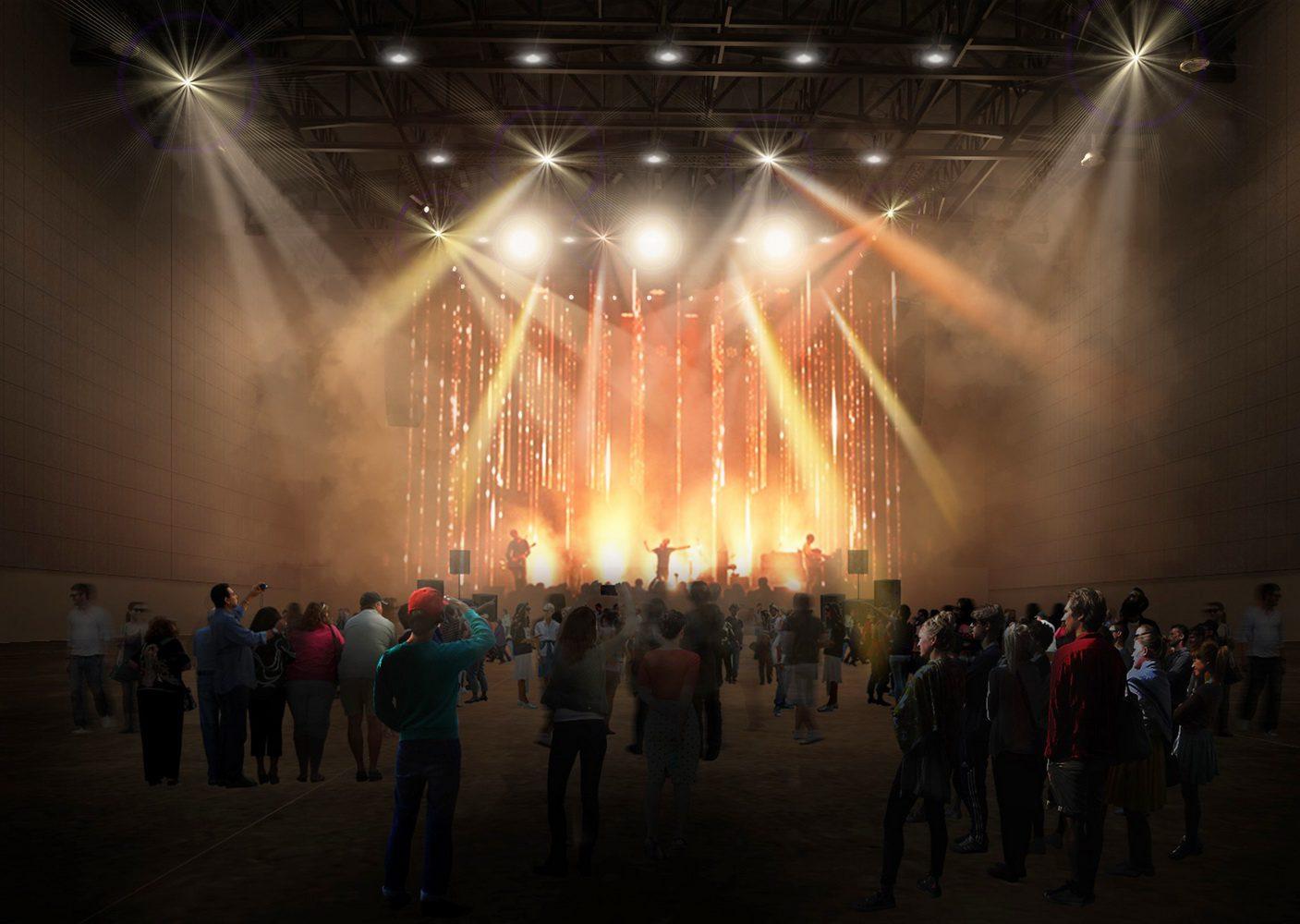 """โชว์ ดีซี ปั้น """"โชว์ดีซี ฮอลล์"""" เจาะตลาดบิ๊กอีเว้นท์ ตั้งธงศูนย์กลางจัดงานคอนเสิร์ตและแสดงสินค้าในเอเชีย"""
