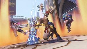 อย่างกับ One Punch Man !!  ตัวละครใหม่ Doomfist จากเกม Overwatch