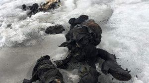 ฮือฮา! พบร่างมนุษย์ ถูกฝังใต้น้ำแข็งนาน 75 ปี หลังหายตัวไปในเทือกเขาแอลป์