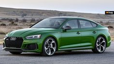 เปิดสั่งซื้อ Audi RS5 Sportback ใหม่ ให้กำลังถึง 444 แรงม้า ที่ยุโรป