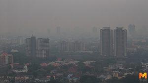 อุตุฯ เตือนไทยยังมีฝนตกหนักบางพื้นที่ – กทม.ฝนตก 40 %