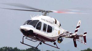 สำนักงานตำรวจแห่งชาติ เฮลิคอปเตอร์ Bell 429