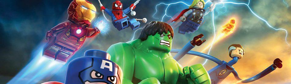 LEGO Marvel Super Heroes: Maximum Overload ตัวต่อเลโก้ รวมพลังฮีโร่มาร์เวล