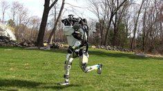 แข็งแรงจนมนุษย์อาย เปิดตัวหุ่นยนต์วิ่งได้ ลีลาสุดกระฉับกระเฉง