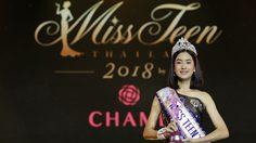 สาวใต้หน้าใส เอฟฟี่ วรรณรดา คว้ามงกุฎ มิสทีน ไทยแลนด์ 2018
