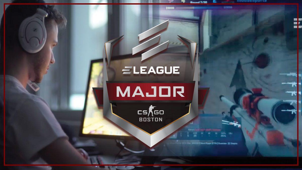 การแข่งขัน Eleague Road To The Boston Major 2018 | เกม CS:GO EP.1 [FULL]