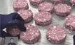 สหรัฐฯ ผลิตเนื้อทางเลือกสำหรับทำแฮมเบอร์เกอร์
