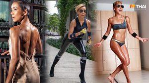 เมจิ อโณมา ชวนสาวๆ เปลี่ยนความคิด ออกกำลังกายเพื่อสุขภาพ ไม่ใช่หุ่น!!