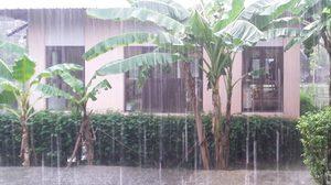 ไทยตอนบนยังมีฝนฟ้าคะนองเหนือหนัก- กทม.60%