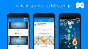 Messenger เปิดให้บริการเกมส์แก่ผู้ใช้งานทั่วโลก พร้อมสนุกสุดมันส์ไปกับฟีเจอร์ใหม่ๆ มากมาย