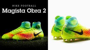 Nike เปิดตัว Magista Obra 2 รองเท้าสตั๊ดอัดแน่นเทคโนโลยีแห่งความเป็นหนึ่ง