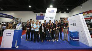 PTT LUBRICANTS ร่วมออกบูธที่งานแสดงเครื่อง จักรกล และเทคโนโลยี โลหการ ที่ใหญ่ที่สุดใน อาเซียน Metalex 2017