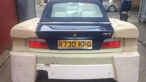 คิดดีแล้วใช่มั้ย! เมื่อเจ้าของ BMW M3 คันนี้คิดทำชุดตัวถังขึ้นมาเอง และผลลัพท์ที่ได้คือ?