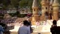 [Fancam] Etude - Girls Generation (SNSD) @ Music core (Recording) in Caribbean Bay, Everland theme park [090813](1/4)