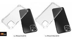 มาเต็มๆ ภาพเคส iPhone XI และ XI Max ยืนยันหน้าจอขนาดเท่าเดิม